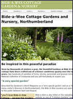 Bide-a-Wee Cottage Gardens and Nursery