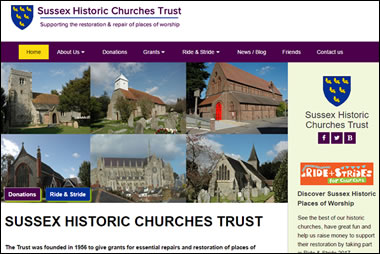 SUSSEX HISTORIC CHURCHES TRUST