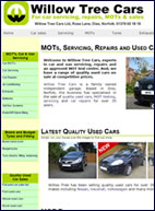 Willow Tree Cars Diss Norfolk